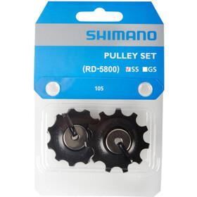 Shimano 105 Jockey Wieltjes voor 11-speed RD-5800-SS, black